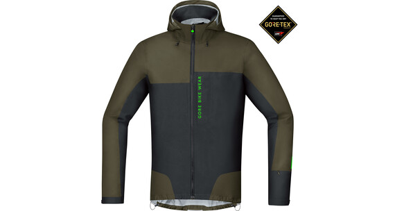 GORE BIKE WEAR Power Trail GT AS Jacket Men ivy green/black